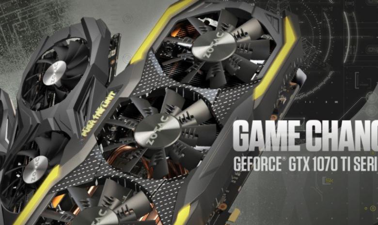Photo of ZOTAC Announces GeForce GTX 1070 Ti Series