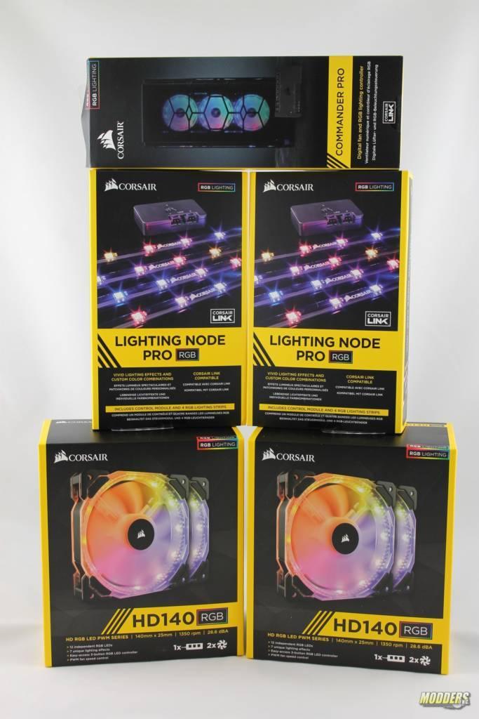 2017 RGB Fan Multi Vendor Roundup lighting, rgb, RGB fans 1