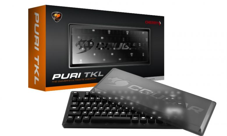 Photo of Cougar Announces Puri and Puri TKL Gaming Keyboards