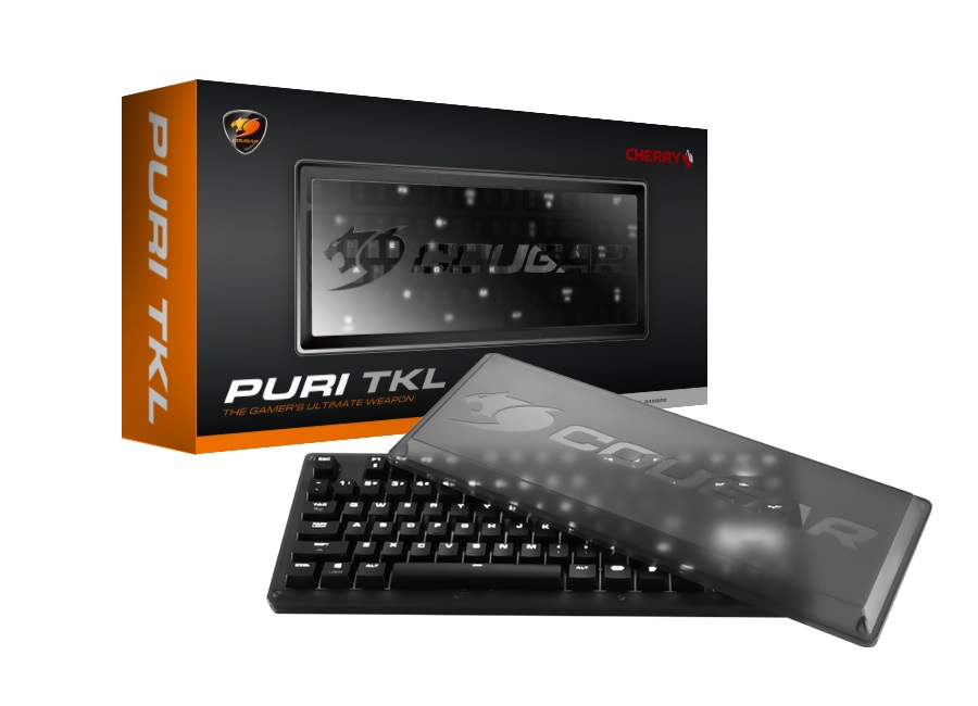 Cougar Announces Puri and Puri TKL Gaming Keyboards