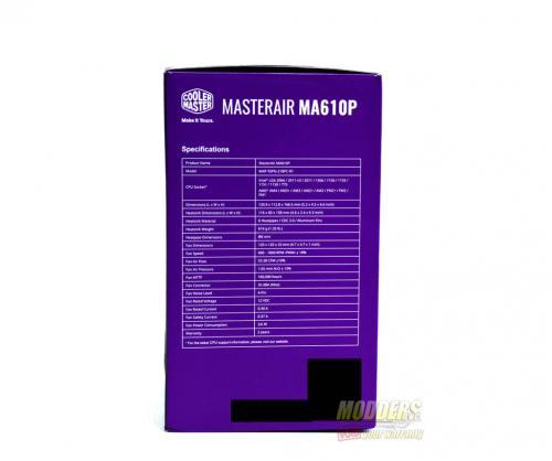 Cooler Master MasterAir MA610P Review DSC0010