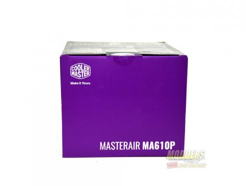 Cooler Master MasterAir MA610P Review DSC0013