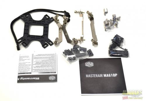 Cooler Master MasterAir MA610P Review DSC0021