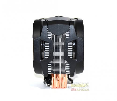 Cooler Master MasterAir MA610P Review air cooling, Cooler Master, masterair, PC Cooling 5