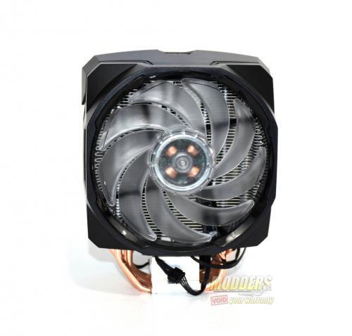 Cooler Master MasterAir MA610P Review air cooling, Cooler Master, masterair, PC Cooling 3