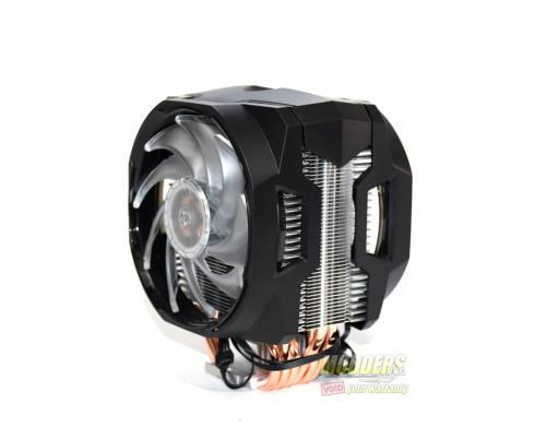 Cooler Master MasterAir MA610P Review air cooling, Cooler Master, masterair, PC Cooling 4