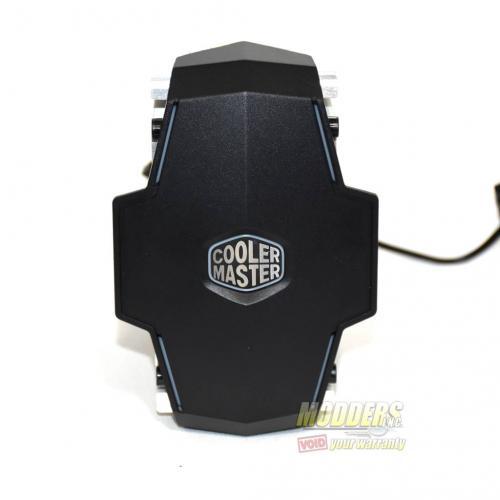 Cooler Master MasterAir MA610P Review air cooling, Cooler Master, masterair, PC Cooling 10
