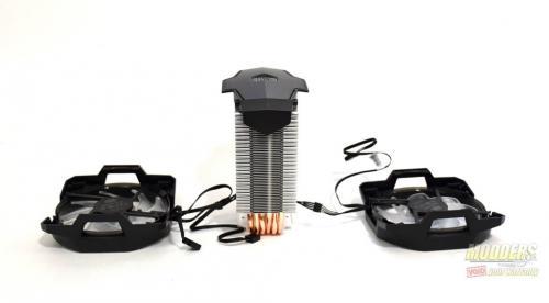 Cooler Master MasterAir MA610P Review air cooling, Cooler Master, masterair, PC Cooling 7