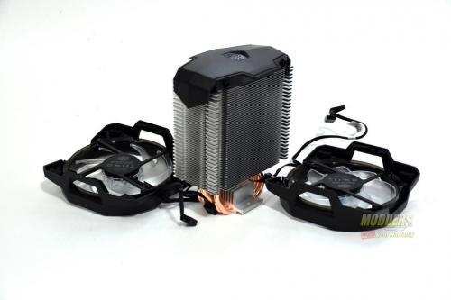 Cooler Master MasterAir MA610P Review air cooling, Cooler Master, masterair, PC Cooling 9
