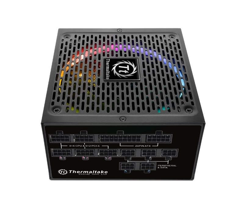 Thermaltake Releases New Toughpower Grand RGB Platinum PSUs platinum, power supply, psu, rgb led, Thermaltake 3