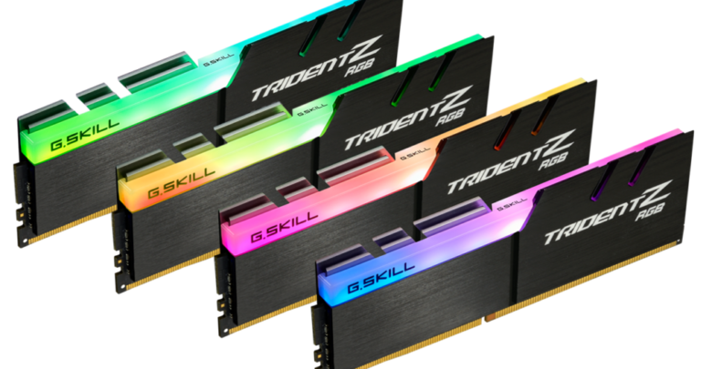 Photo of G.SKILL Releases Fastest Trident Z RGB Memory Kit