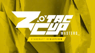 Photo of ZOTAC CUP MASTERS StarCraft Tournament