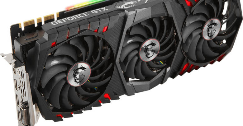 Photo of MSI Announces GeForce GTX 1080 Ti GAMING X TRIO