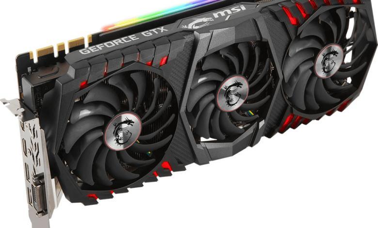 Photo of MSI Announces GeForce GTX 1080 Ti GAMING X TRIO