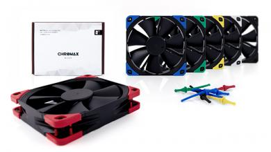 Photo of Noctua Introduces New Chromax Line Products