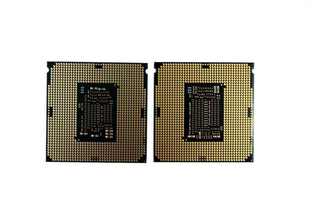 Intel Core i7 8700k CPU Pins