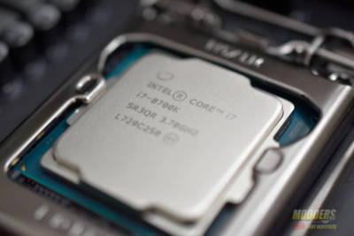 Intel Core i7 8700k CPU