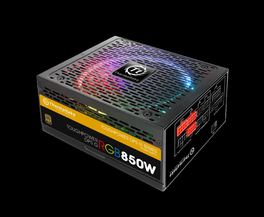 Thermaltake Modding Fighting Championship: Season 2 Thermaltake Toughpower DPS G RGB 850W Gold