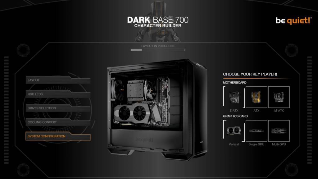 Create your own be quiet! Dark Base 700 be quiet Dark Base 700, be quiet!, Case, contest, dark base 2