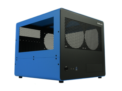 Caselabs Bullet BH8 Unboxing Video CaseLabs bullet BH8 eatx water cooling pc case blue