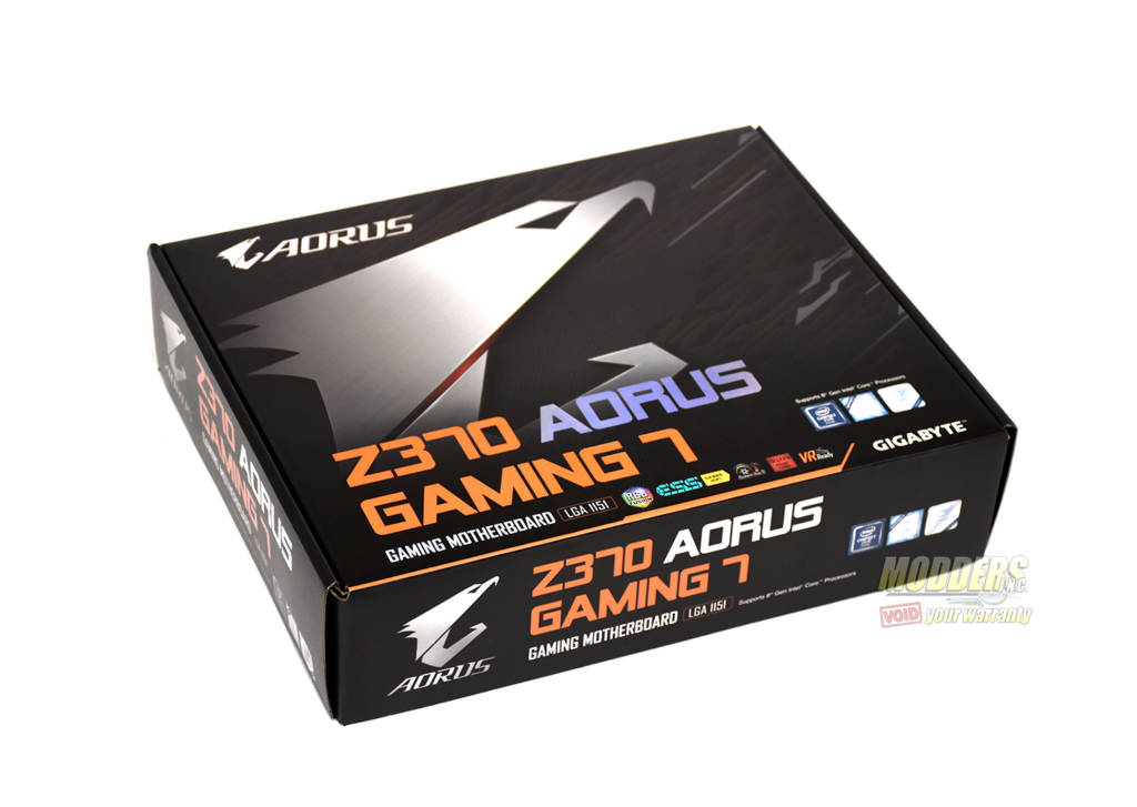 The AORUS Z370 Gaming 7 Motherboard Review — Page 2 of 11 — Modders-Inc