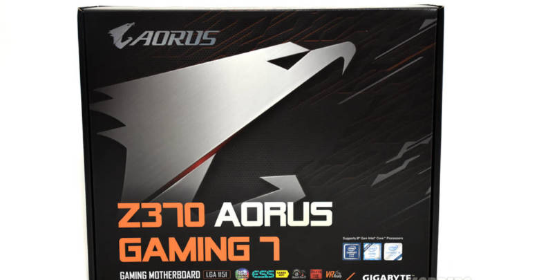 Photo of The AORUS Z370 Gaming 7 Motherboard Review
