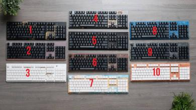 Photo of Pick Your Three Favorite Tesoro Keyboard Designs and Win it!