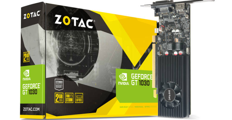 Photo of Zotac GT 1030 2 GB – Video Review