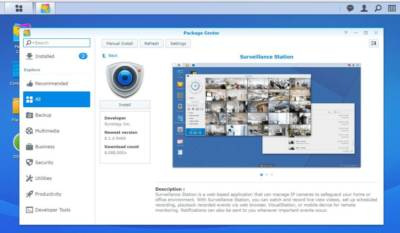 Synology Surveillance Station