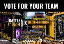 It is time to Vote for your favorite PUBG Case Mod case mod contest, case mods 8