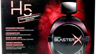 Creative Sound Blaster Pro-Gaming H5 Tournament Edition