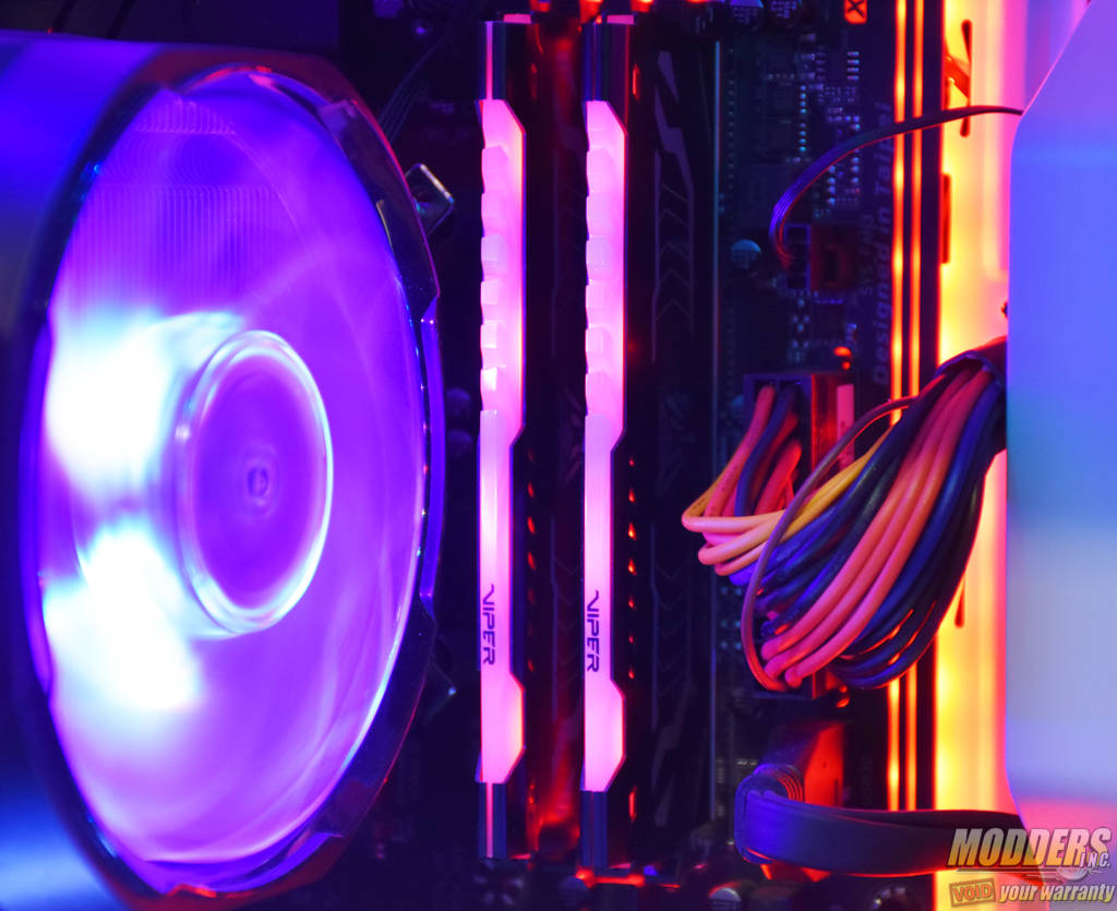 Patriot Viper LED Series DDR4 3000 MHz Memory Review