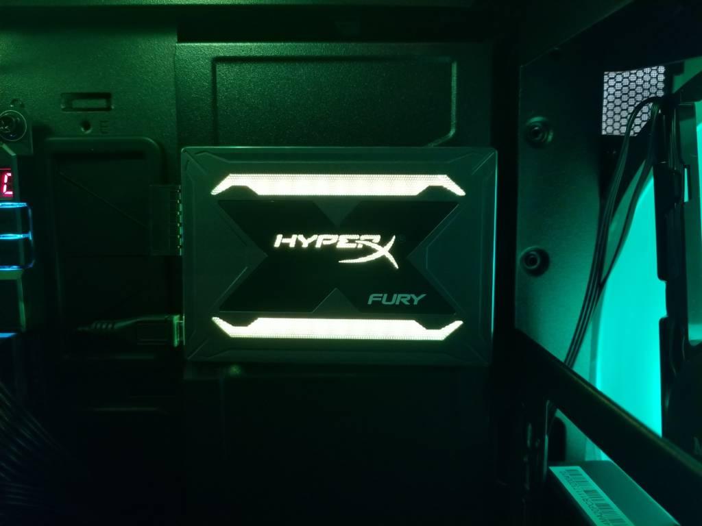 HyperX announces Predator DDR4 RGB Memory.