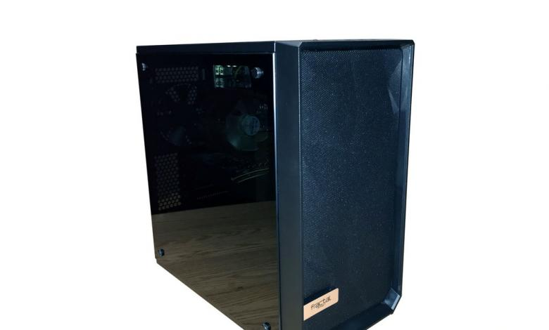 Photo of Fractal Design: Meshify C Mini – Tempered Glass Edition