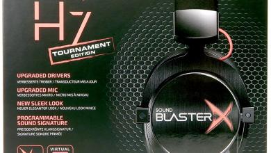 Photo of Creative Sound BlasterX Pro-Gaming H7 Tournament Edition Gaming Headset