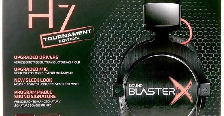 Photo of Creative Sound BlasterX Pro-Gaming H7 Tournament Edition Gaming Headset