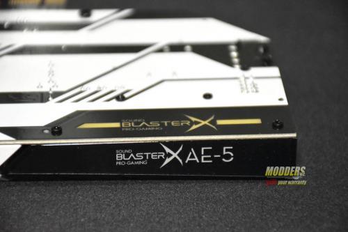 Sound BlasterX AE-5