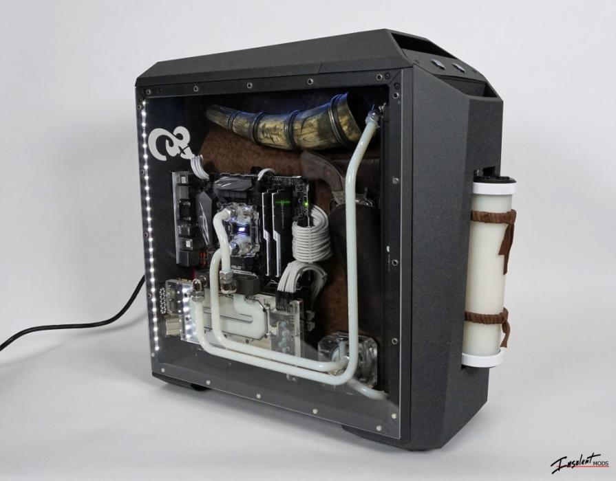 Case Mod Gallery Gunslinger DSC00482