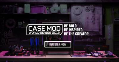 Cooler Master Case Mod World Series