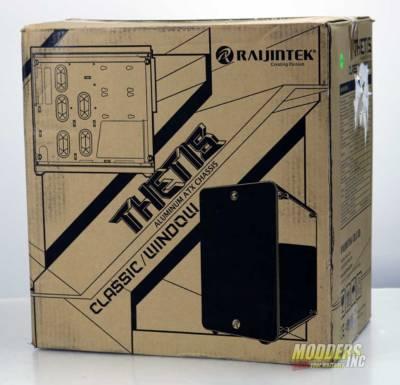Raijintek THETIS Window Aluminum Case Review raijintek thetis case 01