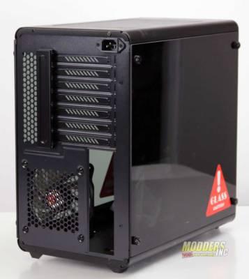 Raijintek THETIS Window Aluminum Case Review raijintek thetis case 08