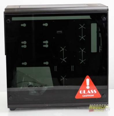 Raijintek THETIS Window Aluminum Case Review raijintek thetis case 09