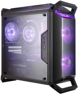 Cooler Master MasterBox Q300P Video Review section6 img