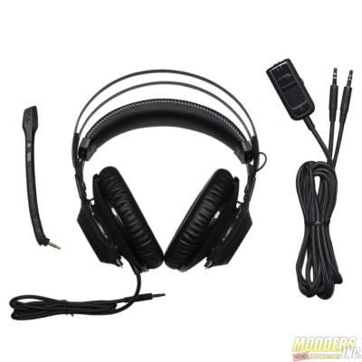 HyperX Cloud Revolver Gunmetal Gaming Headset, USB Audio 2