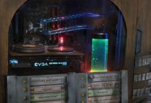 Photo of EVGA Jukebox Case Mod
