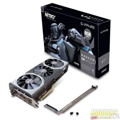 Sapphire NITRO+ Radeon RX Vega 64 Limited Edition AMD, Gaming, GPU, Graphic Card, NITRO, RX VEGA 64, Sapphire, Video Card 1