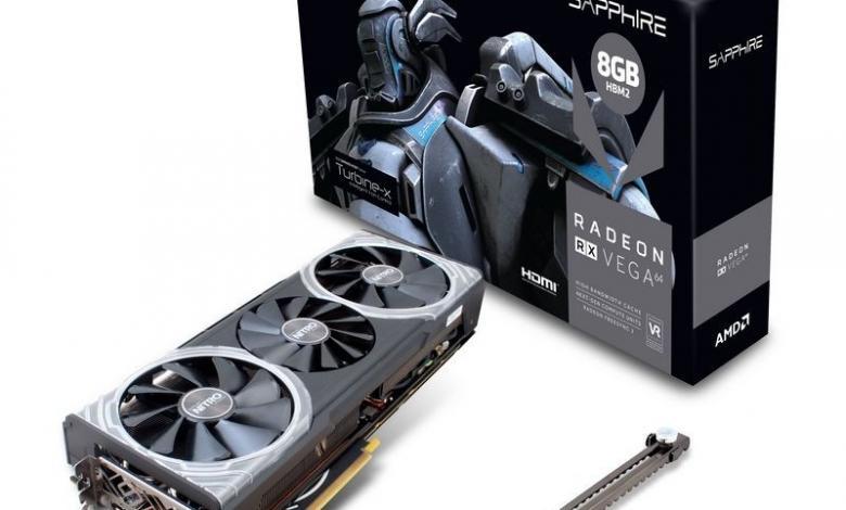 Photo of Sapphire NITRO+ Radeon RX Vega 64 Limited Edition
