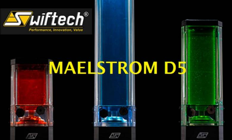 Photo of Maelstrom D5 Reservoir Announced by Swiftech
