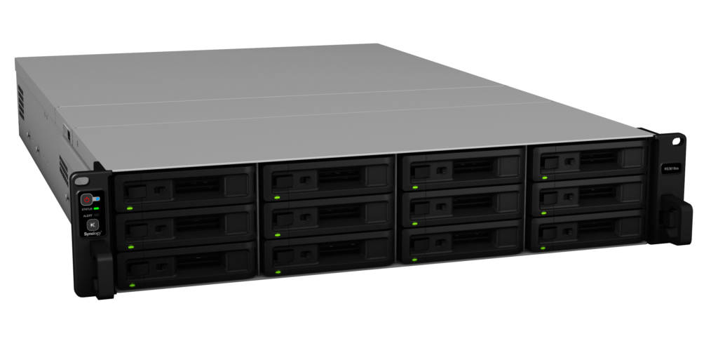 Synology is introducing RackStation RS3618xs