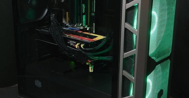 Photo of Cooler Master Mastercase H500P Mesh